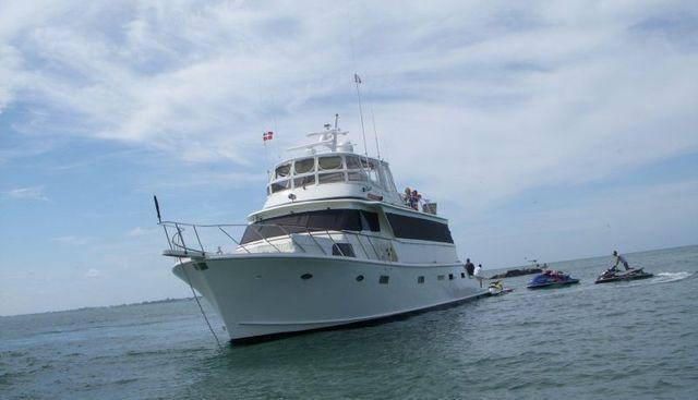 Rainbow's End Charter Yacht