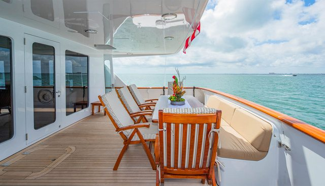 Silver Seas Charter Yacht - 4