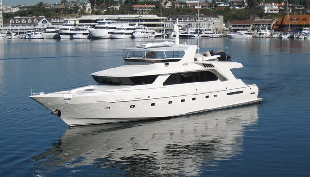 Whiskey Dawn Charter Yacht