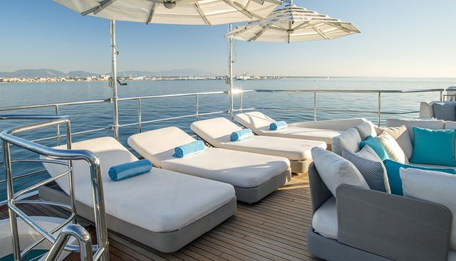 Soy Amor Charter Yacht - 3