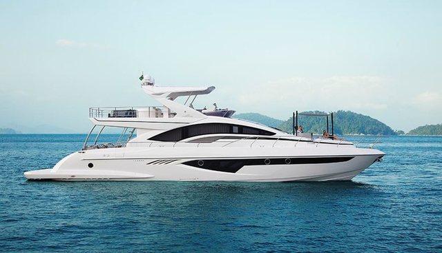 Lucila III Charter Yacht
