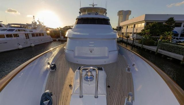 Crescendo IV Charter Yacht - 2