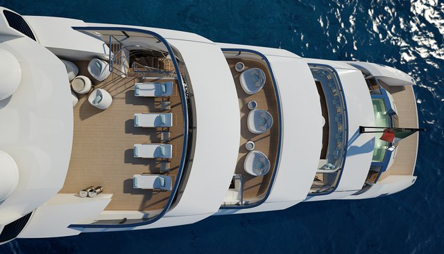 Isa Continental 80/ 01 Charter Yacht - 4