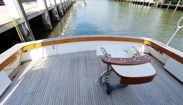 Hullbilly Charter Yacht - 6