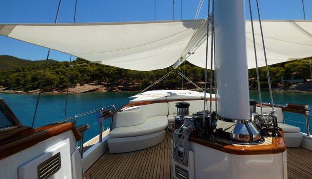 Althea Charter Yacht - 3