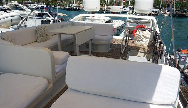 Bozyaka Charter Yacht - 3