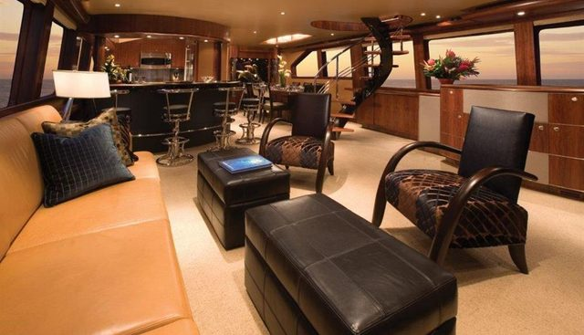 Grand Legacy Charter Yacht - 7