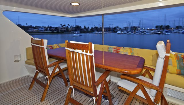 Whiskey Dawn Charter Yacht - 4
