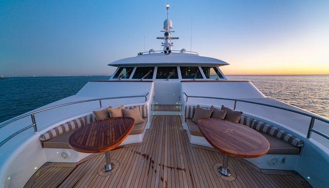 Alta Charter Yacht - 2
