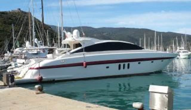 G-One Again Charter Yacht