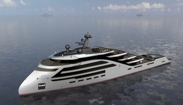Ulstein X Bow Charter Yacht - 3