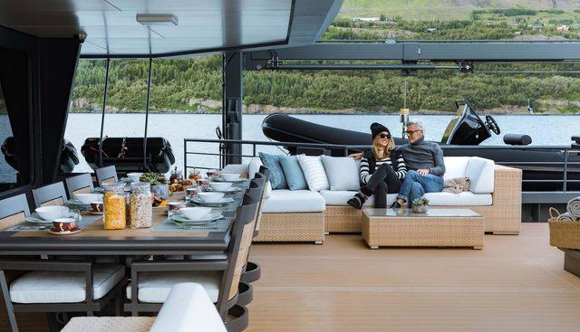 Ragnar Charter Yacht - 4