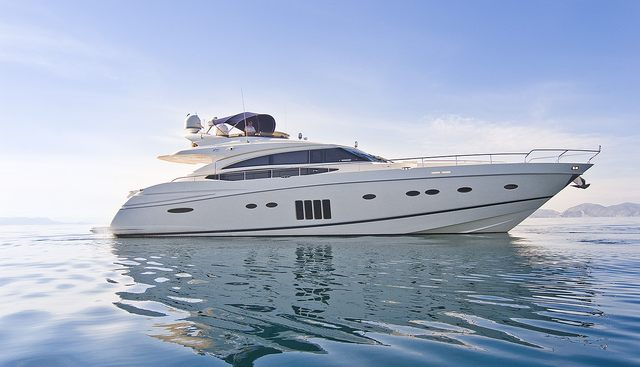 Catherine Charter Yacht