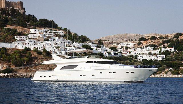 El Paradiso Charter Yacht