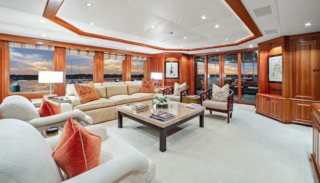 Just Sayin' Charter Yacht - 7