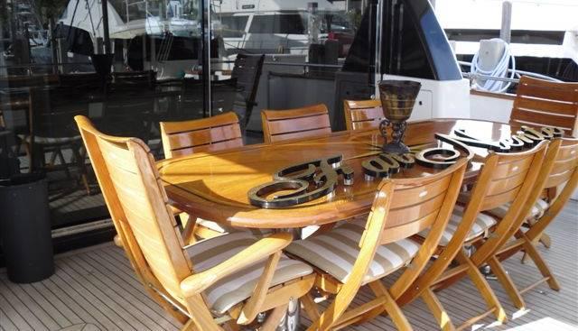 Far Niente Charter Yacht - 2