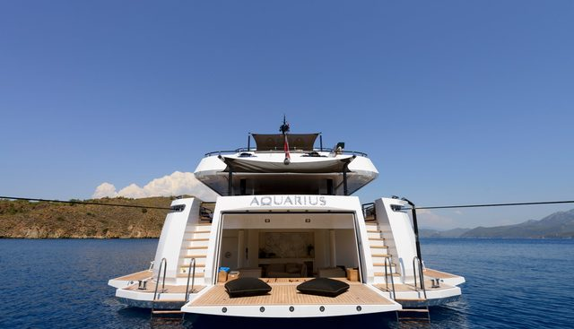 Aquarius Charter Yacht - 5