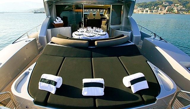 VON FILTH (EX CA) Charter Yacht - 4