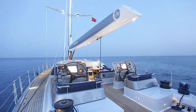 Zweisamkeit Charter Yacht - 2