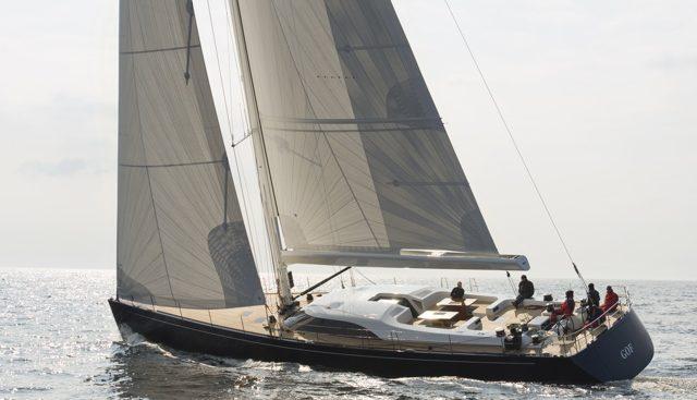 GOF Charter Yacht