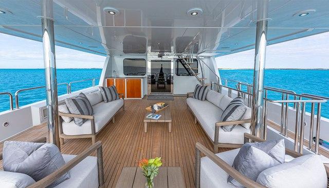 Zeal Charter Yacht - 4