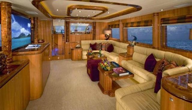 Tourbillon Charter Yacht - 5