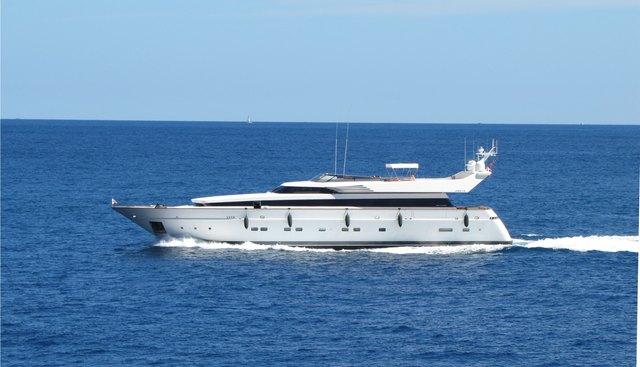 Spyk Charter Yacht - 2
