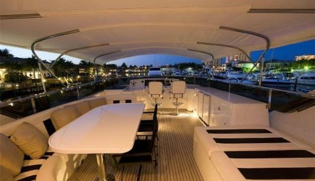 Grand Finale Charter Yacht - 5