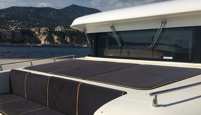 Mr Gu Charter Yacht - 2