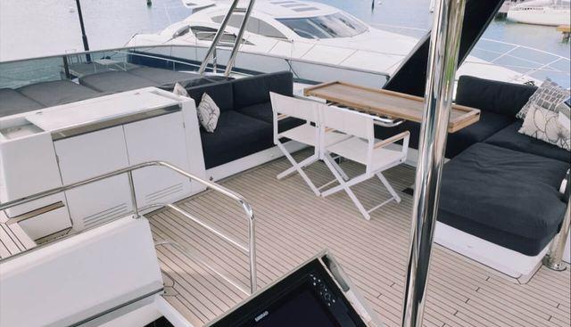 Mare Blu Charter Yacht - 3