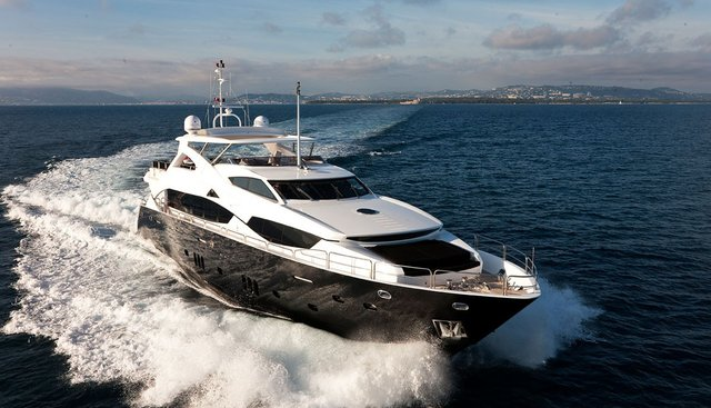 Deep Sea Charter Yacht