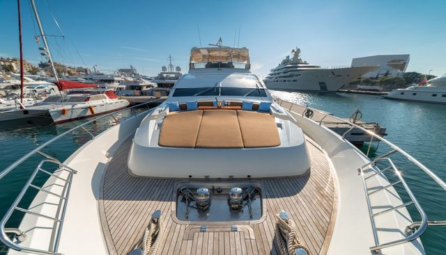 Grace Charter Yacht - 2
