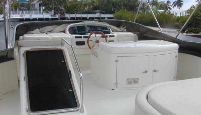 Aegis Charter Yacht - 3