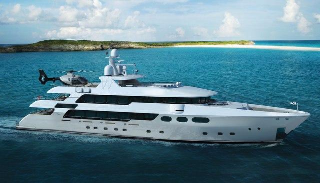 Christensen Hull #38 Charter Yacht - 2