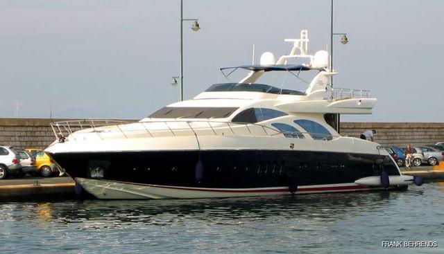 Leonardo II Charter Yacht