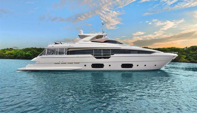 Collu Charter Yacht