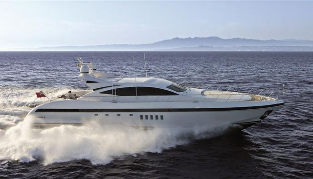 Chill Out Charter Yacht