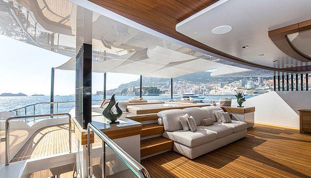 Life Saga II Charter Yacht - 3