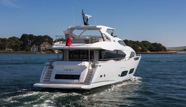 Sunseeker 95 Charter Yacht - 4