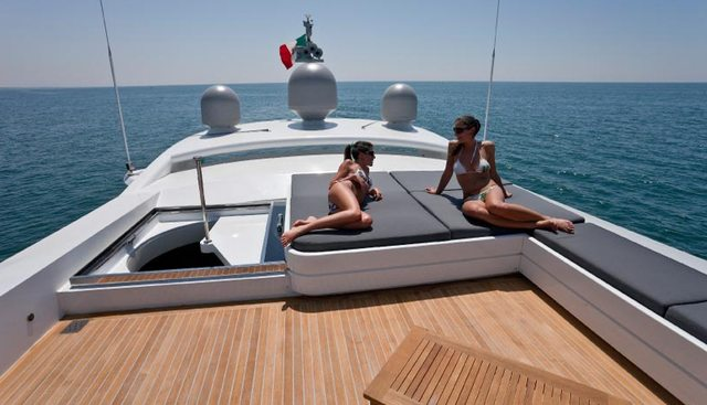 One O One Charter Yacht - 3