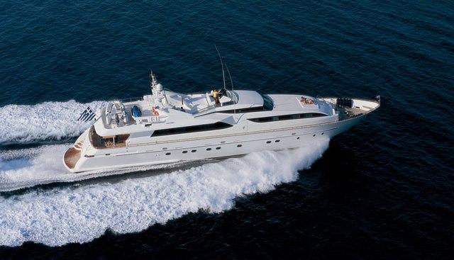 Hunter Charter Yacht