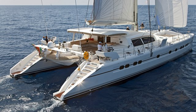 Orion Charter Yacht - 5