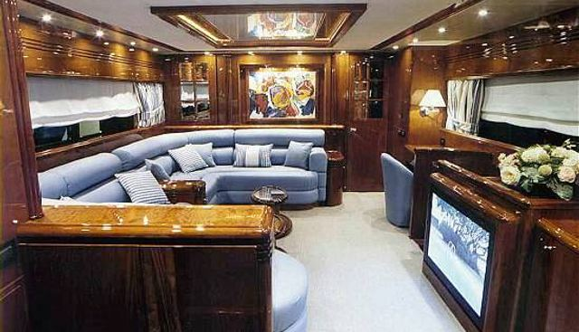 Mijaga III Charter Yacht - 4