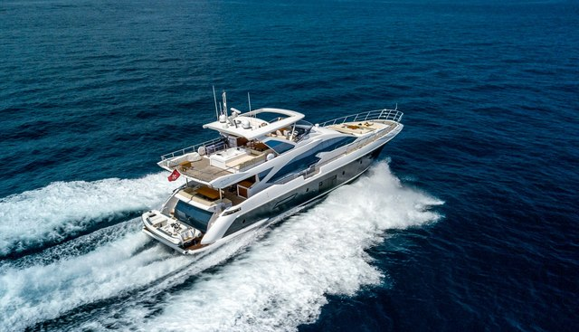 Invictus Charter Yacht - 3