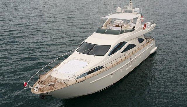 Libero Charter Yacht