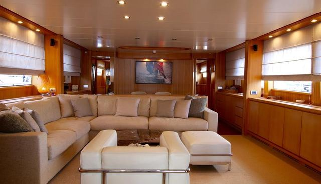 Faster Charter Yacht - 7