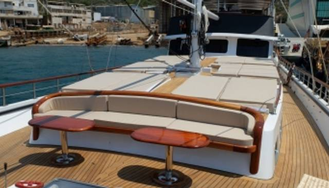 Oguz Bey Charter Yacht - 2