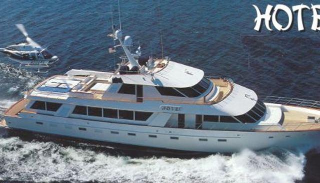 Hotei Charter Yacht - 2