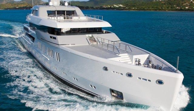 Elysian Charter Yacht - 2