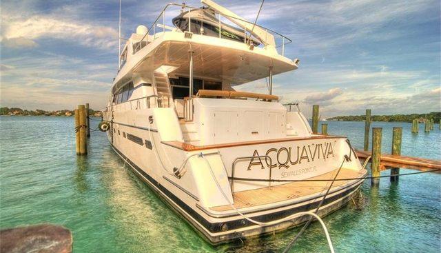 Mystic Star Charter Yacht - 4